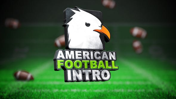 Thumbnail for Cool American Football Intro