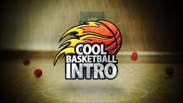 Thumbnail for Cool Basketball Intro