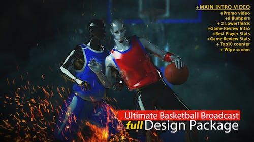 Ultimate Basketball Intro