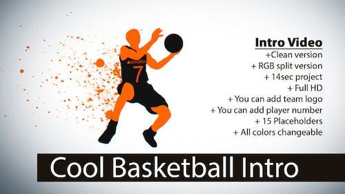 Cool Basketball Intro