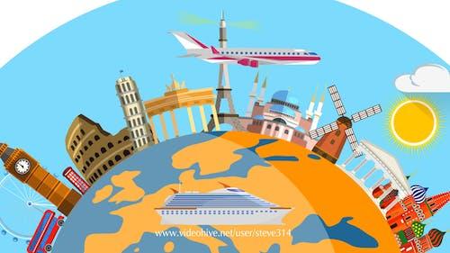 Reise nach Europa!