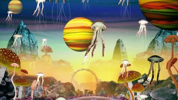 Fantasy Jellyfish