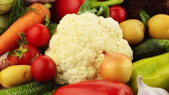 Thumbnail for Different Fresh Vegetables