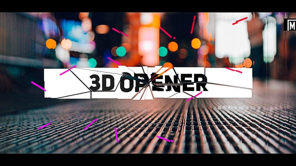 Cover Image for Stomp 3D Opener