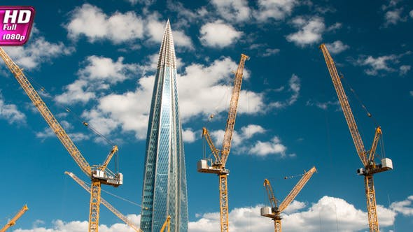 Thumbnail for Active Skyscraper Building