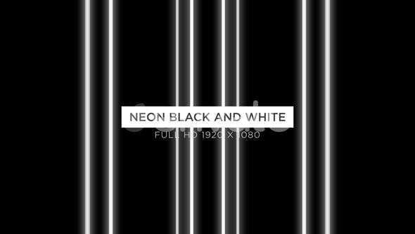 Thumbnail for Neon Black And White