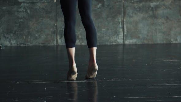 Thumbnail for Ballet Dancer's Feet