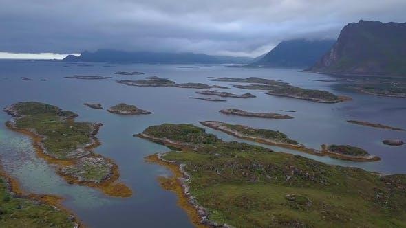Cover Image for Flight Over the Islands Archipelago