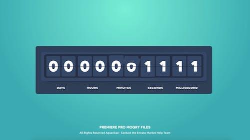 Flip Counter Creator for Premiere