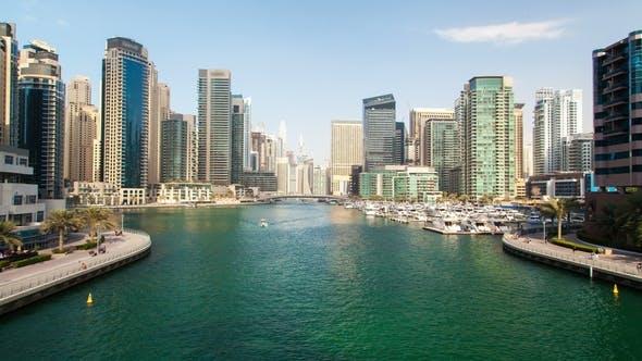 Thumbnail for Dubai Marina Day