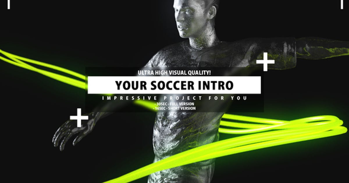 Download Your Soccer Intro by Videostones