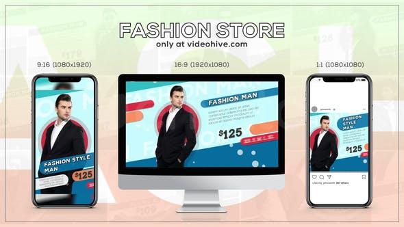 Thumbnail for Fashion Store