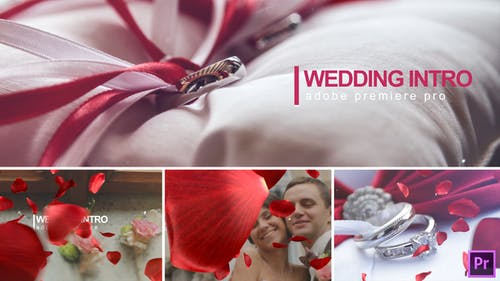 Wedding Intro   Premiere Pro