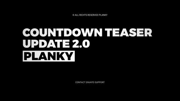 Thumbnail for Countdown Teaser