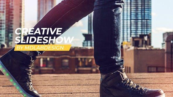Thumbnail for Presentación Creativo