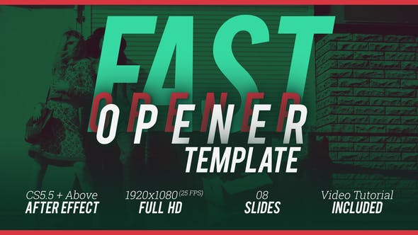 Thumbnail for Fast Opener Template