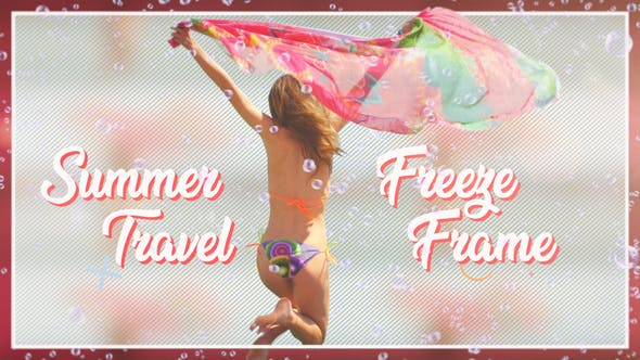 Thumbnail for Summer Travel Freeze Frame