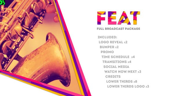 Thumbnail for FEAT: Full Broadcast Package