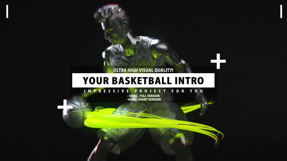 Thumbnail for Your Basketball Intro