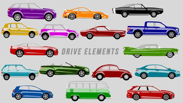 Thumbnail for Drive Elements