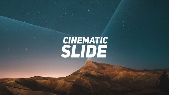 Thumbnail for Abstract Cinematic Slideshow