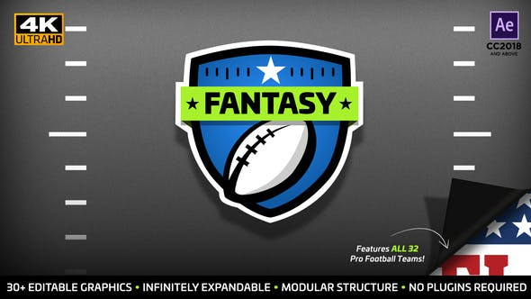 Thumbnail for Fantasy Focus | Fantasy Football Kit