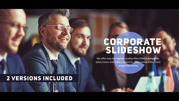 Thumbnail for Minimal Corporate Presentation