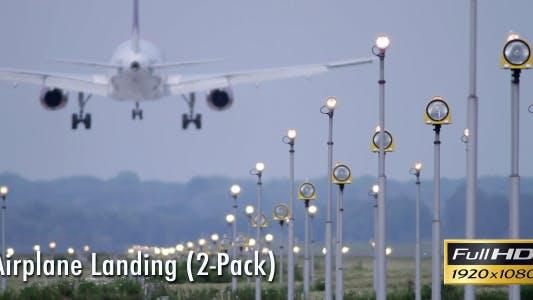 Thumbnail for Airplane Landing (2-Pack)