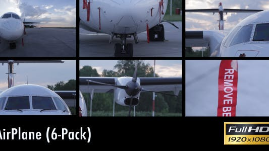 Thumbnail for AirPlane (6-Pack)