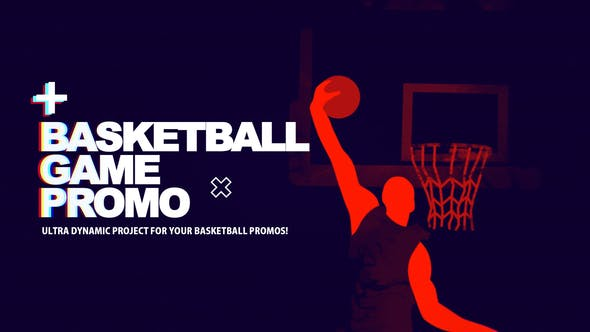 Thumbnail for Basketball Game Promo