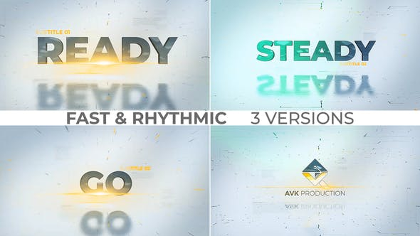 Thumbnail for Fast & Rhythmic