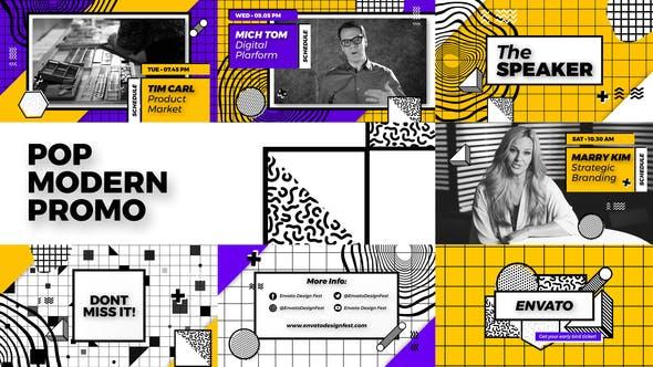 Thumbnail for Pop Modern Promo