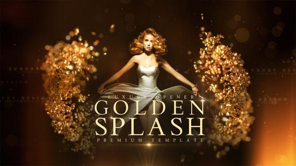 Thumbnail for Golden Splash