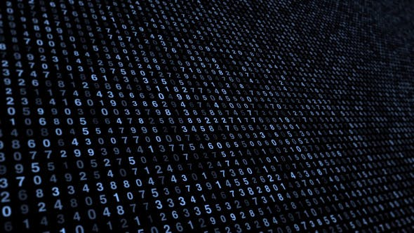 Numbers Matrix