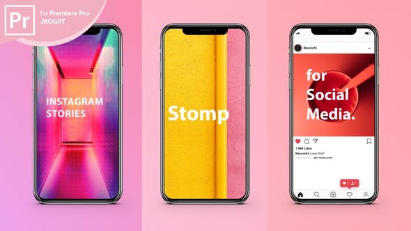 Cover Image for Instagram Stories Stomp