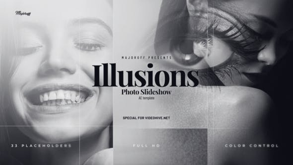 Thumbnail for Illusions // Photo Slideshow