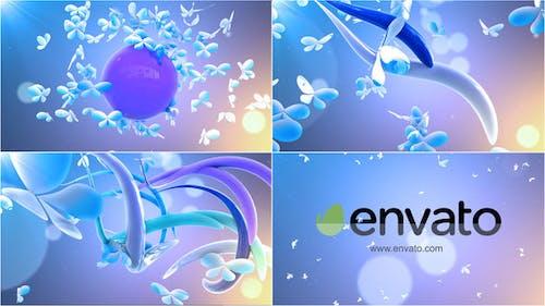Colorful Festive Logo