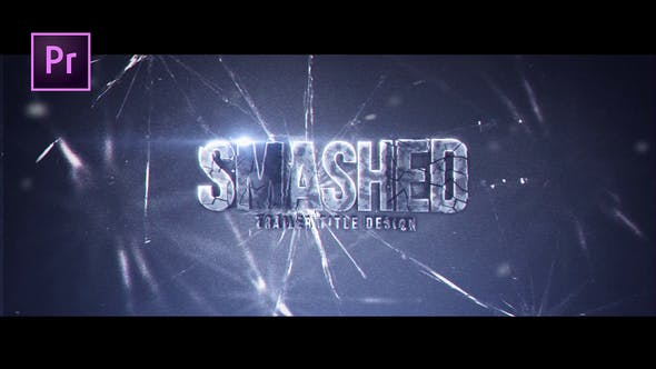 Thumbnail for Smashed Title Designs