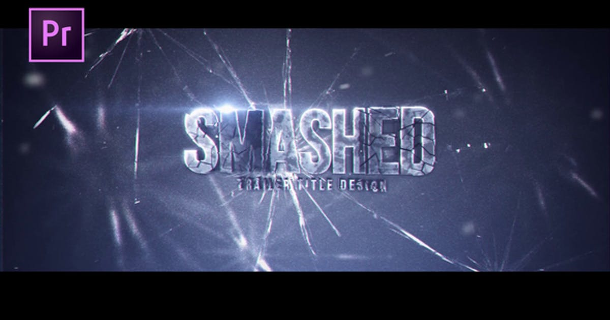 Download Smashed Title Designs by Media_Stock