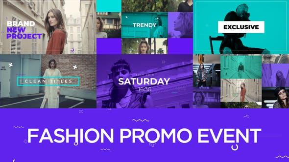Thumbnail for Fashion Promo Event