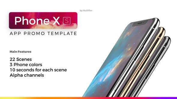 Thumbnail for App Promo Phone XS