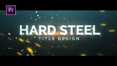 Hard Steel