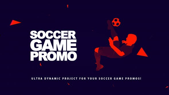 Thumbnail for Soccer Game Promo