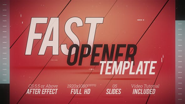 Thumbnail for Fast Opener Template 2
