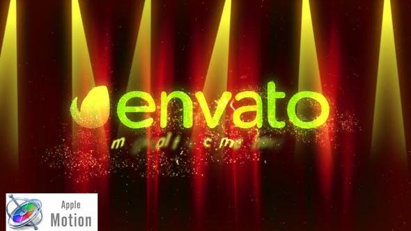 Thumbnail for Cinematic Elegant Curtain - Apple Motion