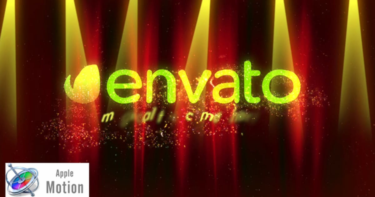 Download Cinematic Elegant Curtain - Apple Motion by StrokeVorkz