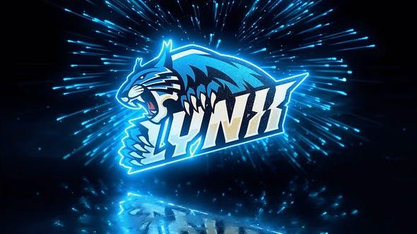 Thumbnail for Logo électrique au néon