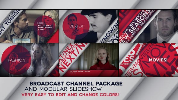 Thumbnail for Broadcast Channel Package