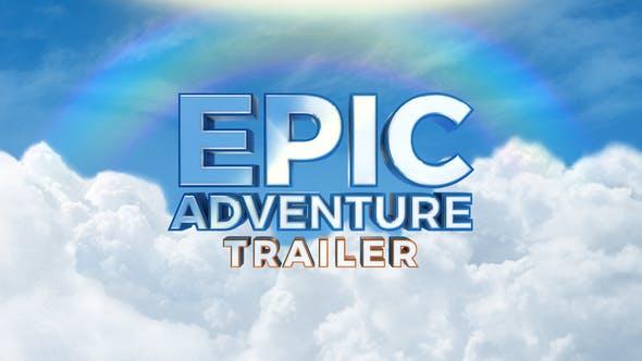 Thumbnail for Epic Adventure Trailer