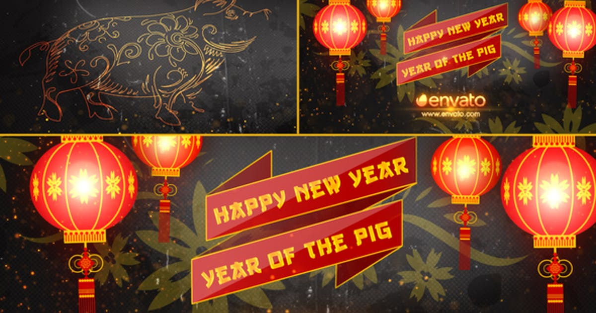 Download Chinese New Year Opener 2019 by StrokeVorkz